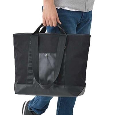 トートバッグ ナイロントート ダブルハンドル 通勤 通学 鞄 バッグ 小物 メンズ
