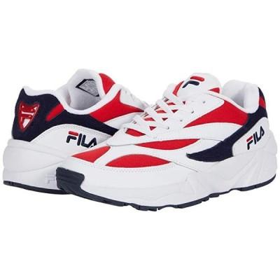 フィラ V94M メンズ スニーカー 靴 シューズ Fila Red/White/Fila Navy