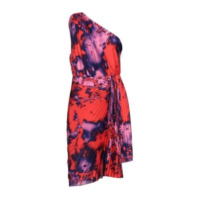 エムエスジーエム MSGM ミニワンピース&ドレス レッド 40 ポリエステル 100% ミニワンピース&ドレス