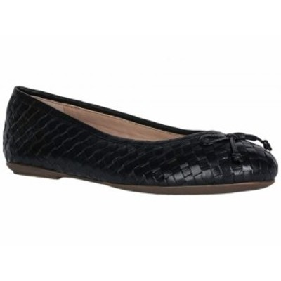 Geox ジオックス レディース 女性用 シューズ 靴 フラット Palmaria 2 Black【送料無料】