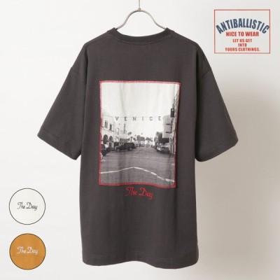 ANTIBALLISTIC アンティバルリスティック Tシャツ 212AN2ST224 レディース 半袖 Tシャツ II1 C17