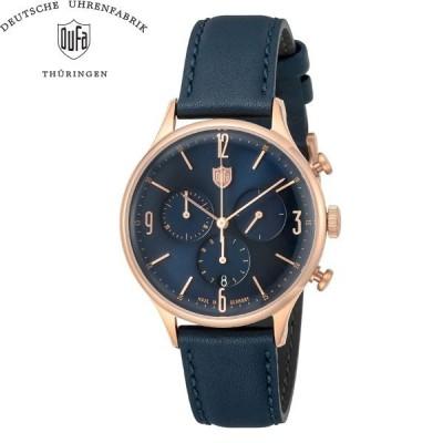 無金利ローン可 ドゥッファ DUFA ネイビーコレクション NAVY Collection DF-9002-09 レザーバンド メンズ 腕時計 時計