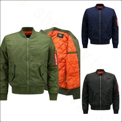 ジャケット メンズ ミリタリージャケット コート ジップアップパーカー 秋冬 防風 防寒 アウター 紳士用 ビジネス ブルゾン ジャンパー