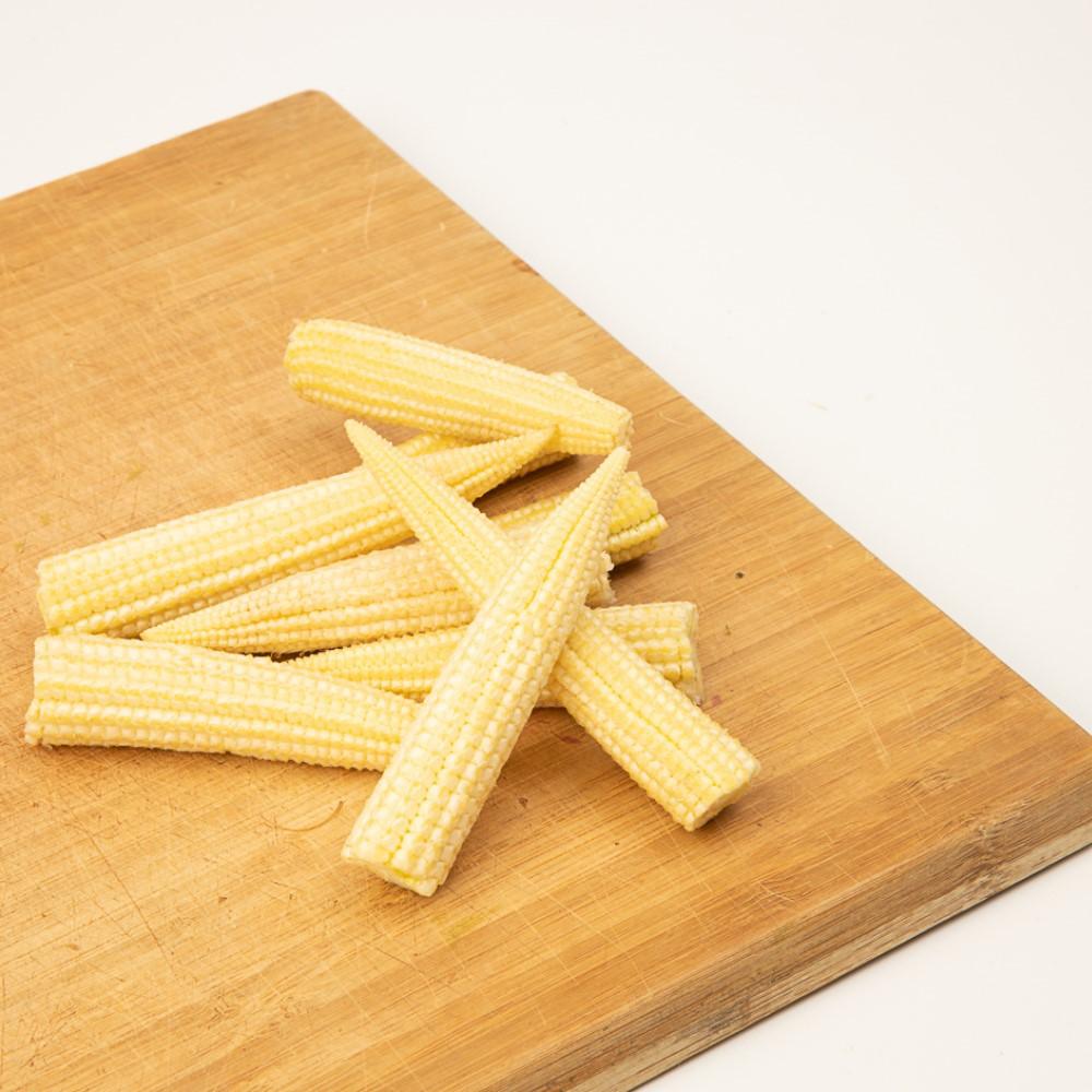 蝦皮生鮮 玉米筍(非基因改造)95g±10%/盒 菜霸子嚴選 假日正常送