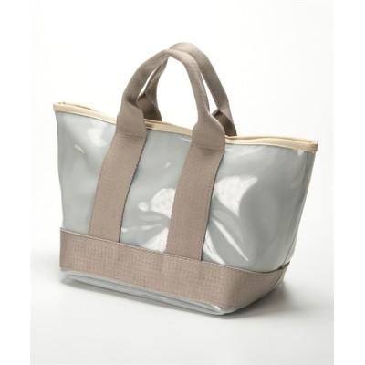 polka polka(ポルカポルカ)クリアトートバッグ トートバッグ・手提げバッグ, Bags