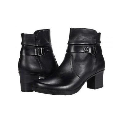 Earth Origins レディース 女性用 シューズ 靴 ブーツ アンクル ショートブーツ Wheaton Whitley - Black