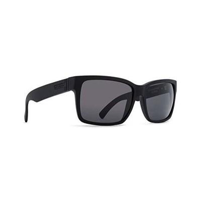 Von Zipper - Elmore Sunglasses (Black Smoke Satin)【並行輸入品】