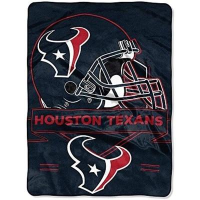 Northwest Houston Texans NFL PrestigeシリーズRoyal Plush Raschel 並行輸入品