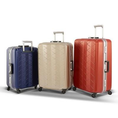 【スーツケース無料回収】【クオカード1000円付き!】サンコー スーツケース スーパーライト MGC 56L フレームタイプ MGC1-57 新品