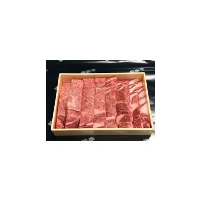 ふるさと納税 G-1 日立市産 常陸牛ロース焼き肉用(1kg) 茨城県日立市