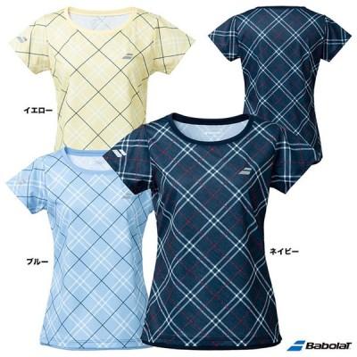 バボラ BabolaT テニスウェア レディス PURE ショートスリーブシャツ BWG1327