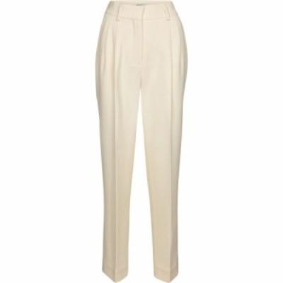 ブレイズ ミラノ Blaze Milano レディース ボトムス・パンツ ワイドパンツ Banker high-rise wide-leg wool pants Cream
