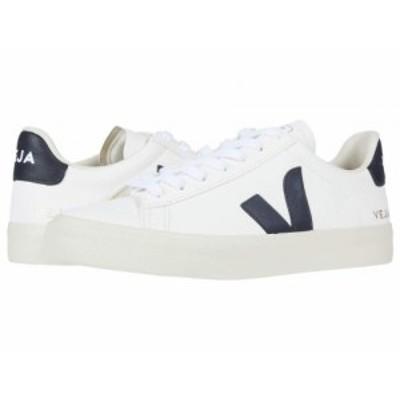 VEJA レディース 女性用 シューズ 靴 スニーカー 運動靴 Campo Chrome Free/Extra White/Black【送料無料】