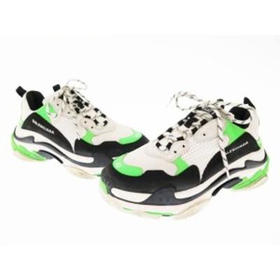 【中古】バレンシアガ BALENCIAGA Triple S Sneaker 536737 トリプル S 42 中古▲■☆AA★200119 0350
