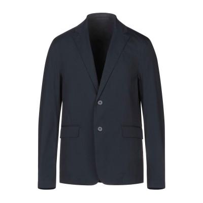 セオリー THEORY テーラードジャケット ダークブルー S コットン 78% / ナイロン 17% / ポリウレタン 5% テーラードジャケット
