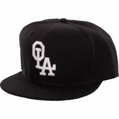 ワン ラブ アパレル One Love Apparel ユニセックス キャップ 帽子 - OLA Tag - Cap black