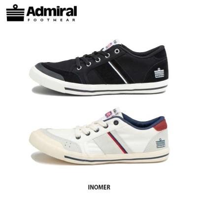 Admiral アドミラル メンズ レディース スニーカー INOMER イノマー シューズ ローカット 通学 通勤 ADMSJAD1509 国内正規品
