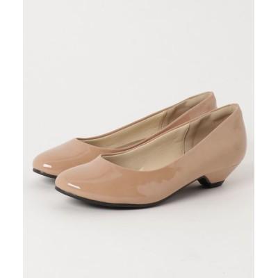 Xti Shoes / ALETTA-アレッタ- 究極のプレーンパンプス -ローヒール- WOMEN シューズ > パンプス