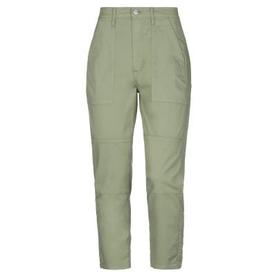 スリー・バイ・ワン 3x1 パンツ ミリタリーグリーン 25 コットン 97% / ポリウレタン 3% パンツ