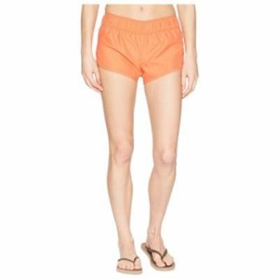 ハーレー ボトムのみ Supersuede Beachrider Shorts Rush Coral