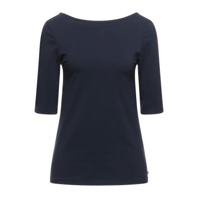 OTTOD'AME T シャツ ダークブルー 46 コットン 90% / ポリウレタン 10% T シャツ