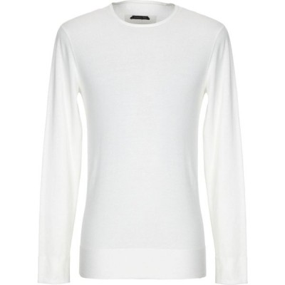 パトリツィア ペペ PATRIZIA PEPE メンズ ニット・セーター トップス sweater Ivory
