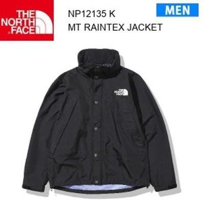 21ss ノースフェイス マウンテンレインテックスジャケット メンズ Mountain Raintex Jacket NP12135  カラー K THE NORTH FACE 正規品