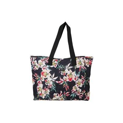 ロキシー Wildflower Tote Bag レディース ハンドバッグ かばん Anthracite Wonder Garden