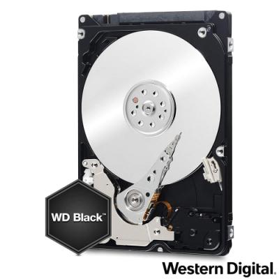 WD 黑標 1TB(7mm) 2.5吋電競硬碟(WD10SPSX)