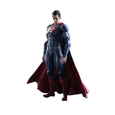 PLAY ARTS改 Batman v Superman: Dawn of Justice スーパーマン PVC製 塗装