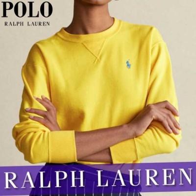 ポロ ラルフローレン トレーナー スウェットシャツ レディース ウィメンズ 刺繍ロゴ 無地 丸首 XS〜XL トップス 新作 RL