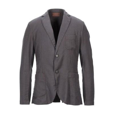 MYTHS テーラードジャケット グレー 48 バージンウール 100% テーラードジャケット