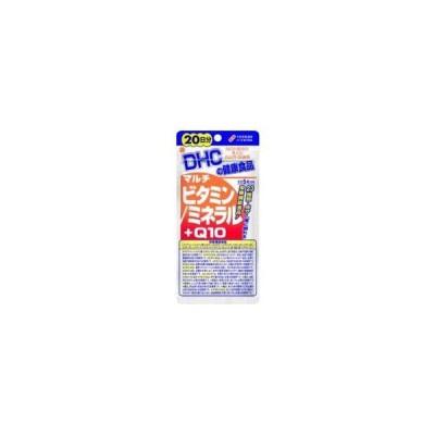 【DHC】 マルチビタミン/ミネラル+Q10 20日分 (100粒)  ※お取り寄せ商品【KM】