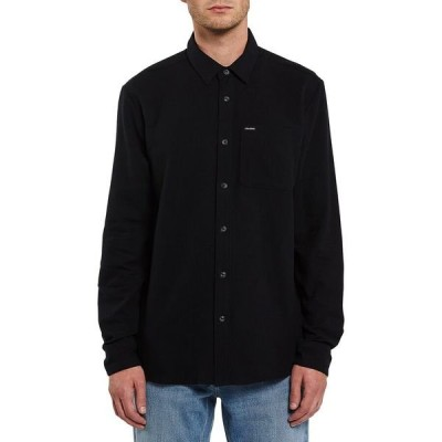 ボルコム メンズ シャツ トップス Caden Solid Shirt