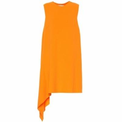 オスカー デ ラ レンタ Oscar de la Renta レディース ワンピース ワンピース・ドレス Wool-blend crepe dress Clementine