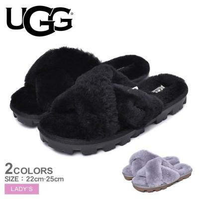 アグ UGG サンダル ファゼット FUZZETTE 1107955 レディース 靴 つっかけ スリッパ かわいい