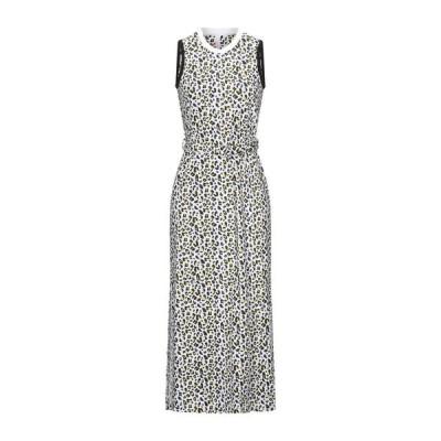 SUN 68 チューブドレス  レディースファッション  ドレス、ブライダル  パーティドレス ホワイト