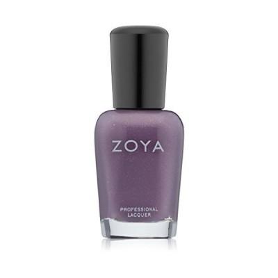 ZOYA ゾーヤ ネイルカラー ZP590 LOTUS ロータス 15ml スモーキーなアメジストパープル パール/メタリック 爪にやさしい