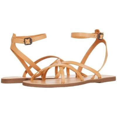 メイドウェル レディース サンダル シューズ Boardwalk Skinny Strap Sandal