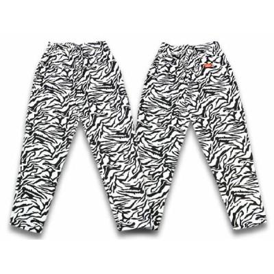 """COOKMAN/クックマン「Chef Pants""""Zebra""""/シェフパンツ""""ゼブラ""""」対応(ワークパンツ/アメカジ/ハーレー/バイカー/バイク/ホッ"""