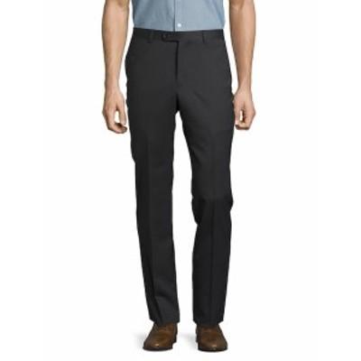 ジョンバルバトススターU.S.A. メンズ パンツ Solid Woolen Straight-Leg Pants
