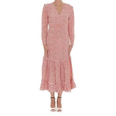 リキソー レディース ワンピース トップス Rixo Fiona Floral Print Dress -