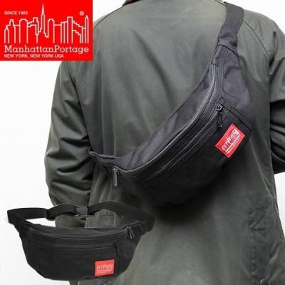 Manhattan Portage マンハッタンポーテージ バック 斜め掛け 鞄 bag ユニセックス シンプル ブラック mp-1101