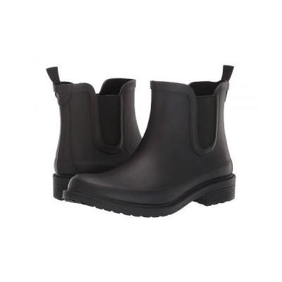 Madewell レディース 女性用 シューズ 靴 ブーツ レインブーツ The Chelsea Rain Boots - True Black