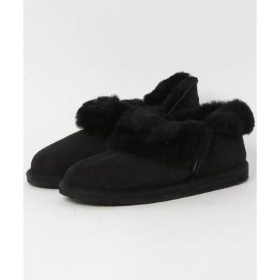 ブーツ SHEPHERD ムートンブーツ KARIN