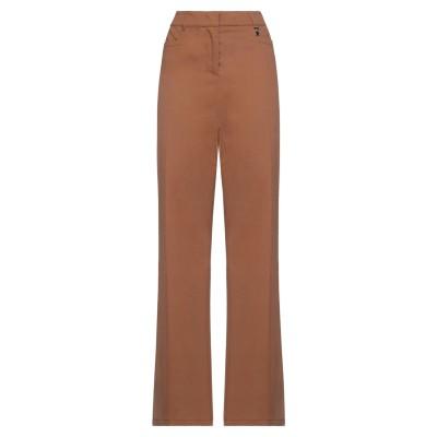 PENNYBLACK パンツ ブラウン 46 コットン 97% / ポリウレタン 3% パンツ