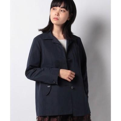 【バイス バーサ】グログランタフタコート
