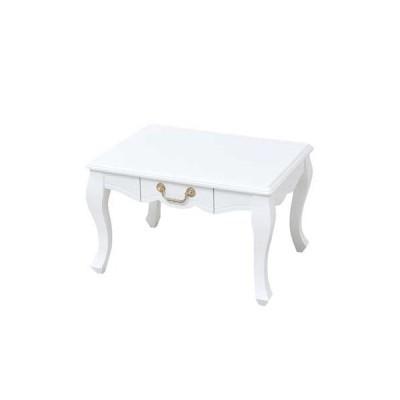 リビングテーブル 引出し プリンセス SGT-0123 送料無料