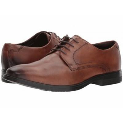 ECCO エコー メンズ 男性用 シューズ 靴 オックスフォード 紳士靴 通勤靴 Melbourne Tie Amber【送料無料】