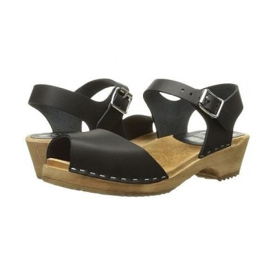 MIA エムアイエー レディース 女性用 シューズ 靴 クロッグ Anja - Black